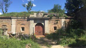 locandina di Villa Ada a Roma: riapre Forte Antenne con tanti eventi, musica e mostre